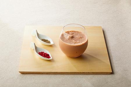 アイスチョコレートドリンク