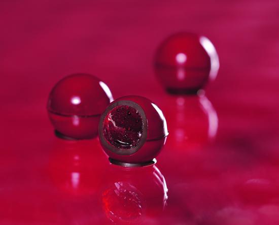 坂本紫穗コラボ和菓子『Rouge(ルージュ)』