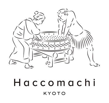 漬×麹 Haccomachiロゴ