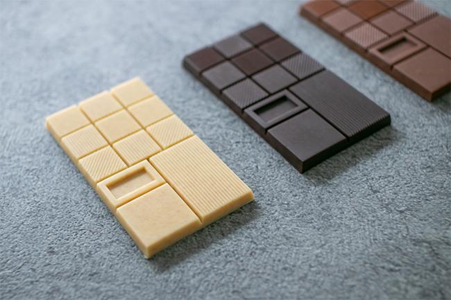 バターとチョコレートを融合