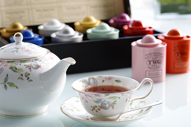 10種類の「TWG Tea」