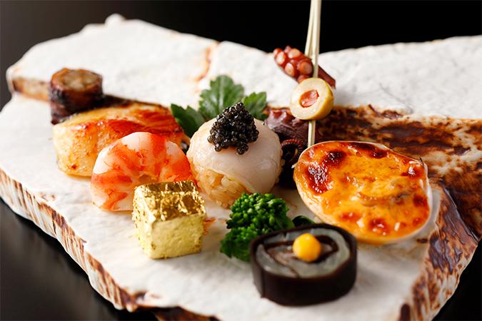 和洋前菜祝い盛り