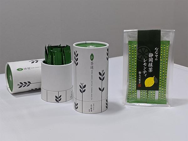 ほっとひといき静岡抹茶セット