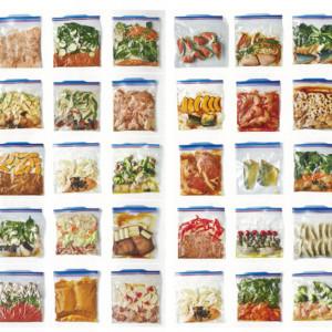 冷凍保存レシピ