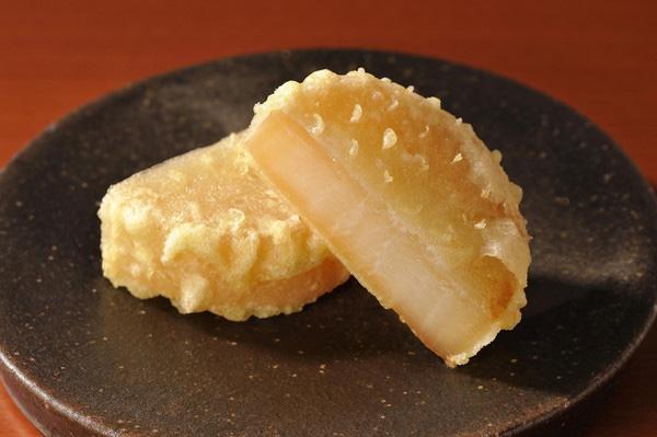 大根の天ぷら