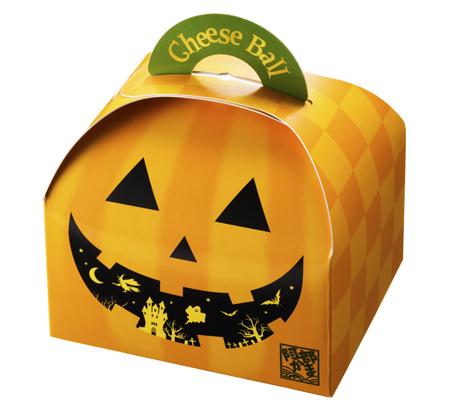 かぼちゃのチーズボール5個入