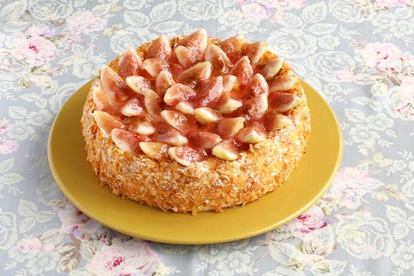 いちじくのショートケーキ「ガトー・オ・フィグ」