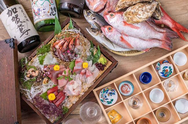 金沢炉端 魚界人の料理と酒