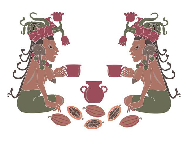 古代メキシコで愛飲されてきたチョコレート