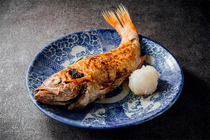 究極の焼き魚