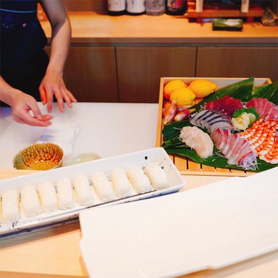 冷凍寿司ネタ