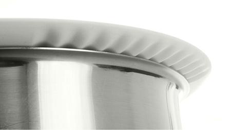 様々なサイズの鍋に対応