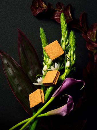 香ばしきな粉ショコラ「きなの宮サンド」