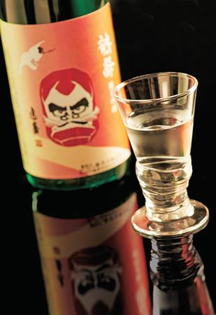 青木酒造「鶴齢」記念ボトル