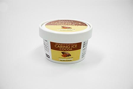 ケアリングアイス ココア味