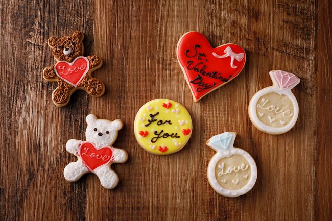 カラフルアイシングクッキー