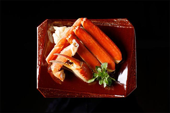 茹で図合蟹