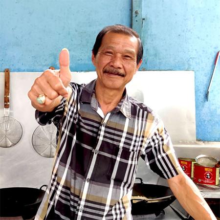 バビゴレンの人気店「RM RASA SAYANG」監修