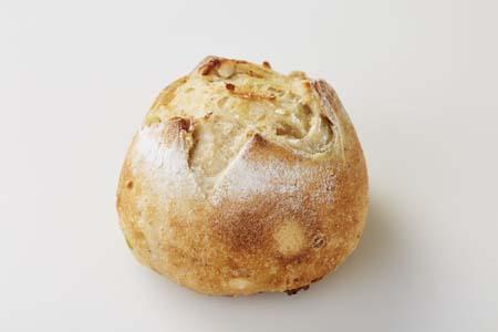 彩りお豆パン
