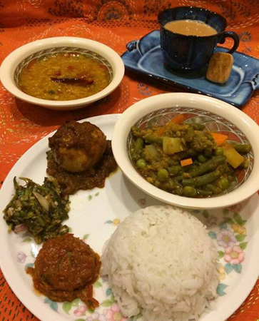 バングラデシュ東部「クミッラ地方のお祝い料理」