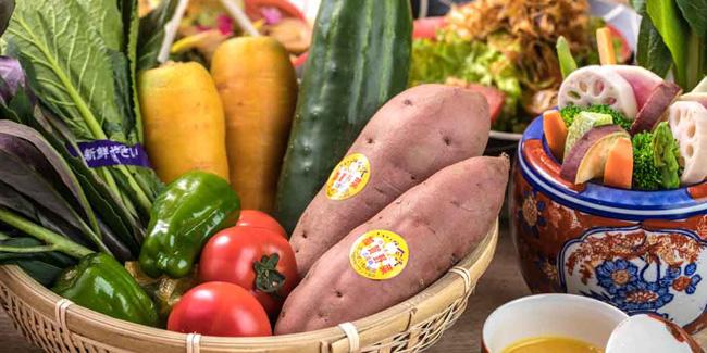 石川のブランド野菜
