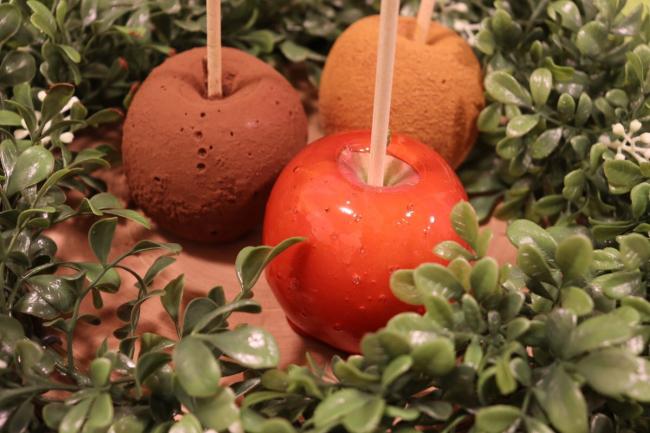 りんご飴 シナモン ビターココア