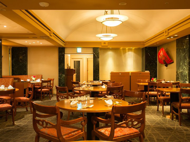 浦安ブライトンホテル東京ベイ 2階 中国料理「花かん」