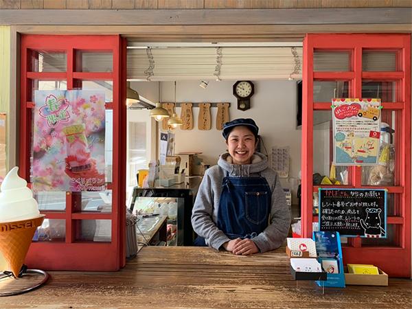 熱海プリン(1号店)