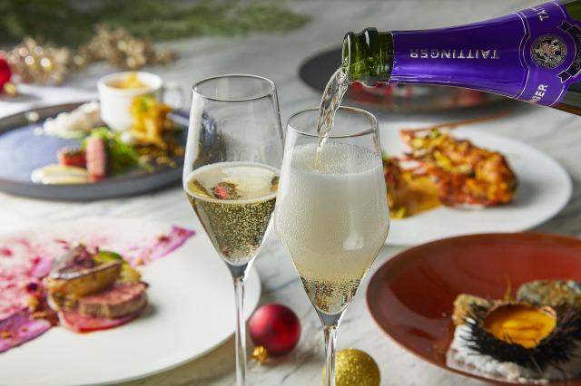 シャンパン「テタンジェ ノクターン」