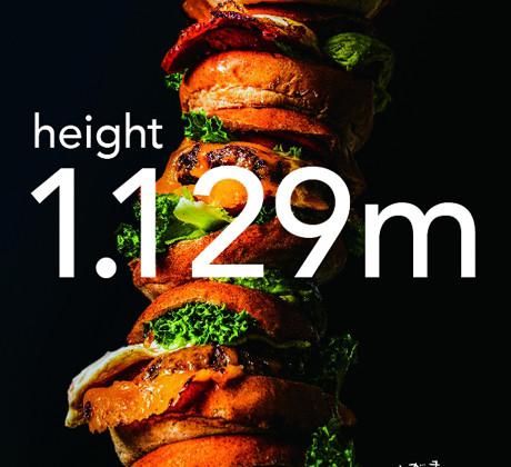 日本最長タワーバーガー