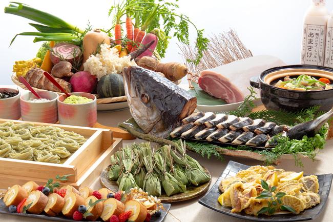 新潟の郷土料理を食べ尽くし