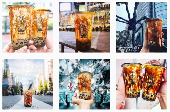 「TIGER SUGAR」東京公式 Instagram