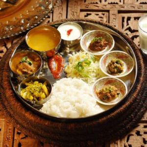 Bangladesh Homestyle Curry Set