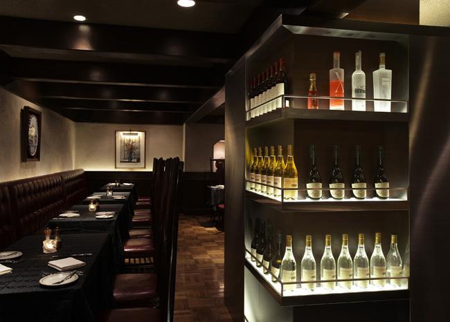ワインは200種類以上