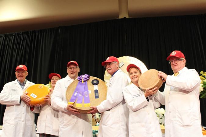 今年のワールドチャンピオンに輝いたスイス「Gourmino Le Gruyère AOP」