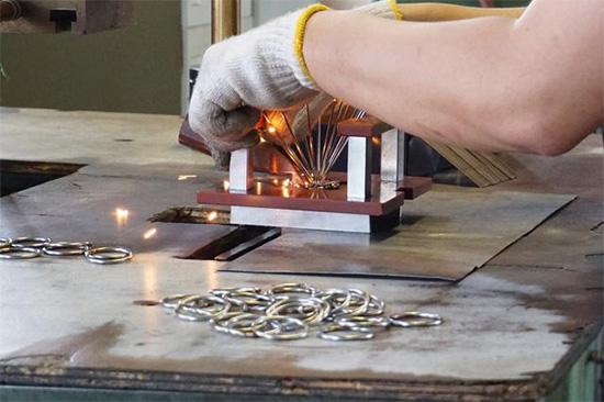 金属製品の産地 燕三条製