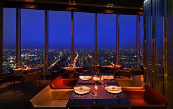 57階 レストラン「ZK」(ジーケー)